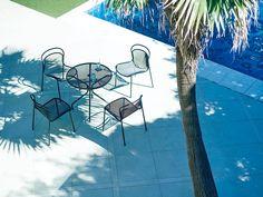 emu CAMBI ROUND TABLE M / エミュー カンビ ラウンドテーブル M - インテリア・家具通販【FLYMEe】 Emu, Side Chairs, Wind Turbine, Interior, Modern, Outdoor, Outdoors, Trendy Tree, Indoor