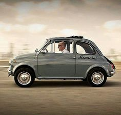 """Fiat 500 by Giannini Fiat Cinquecento, Fiat 500c, Fiat Abarth, Retro Cars, Vintage Cars, Automobile, Cute Cars, Small Cars, Motor Car"
