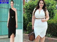Moda Para Gorditas Vol3 | Gorditamiestilo Two Piece Skirt Set, Skirts, Dresses, Fashion, Blouses, Trends, Vestidos, Moda, Skirt