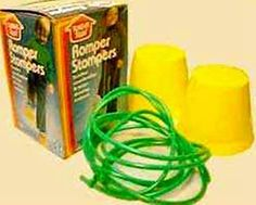 Romper Stompers! From Romper Room! We had Miss Fran
