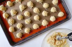 3-Ingredient Coconut Macaroons Recipe