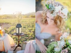 Santa Cruz Bohemian Wedding Ideas