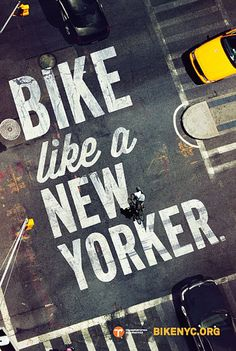 bike like a new yorker — mother new york