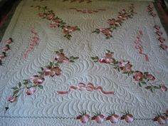 Jenny Haskins quilted by Penny Bubar. Penny does beautiful work!