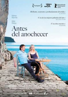 Antes del anochecer [Enregistrament de vídeo] / dirigida por Richard Linklater ; escrita por Richard Linklater & Kim Krizan Barcelona : A Contracorriente, cop. 2013 http://cataleg.upc.edu/record=b1450362~S1*cat