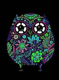 owl (artist unknown)