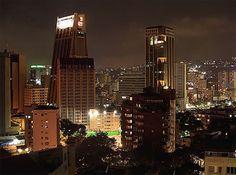Torre La Previsora, Caracas.