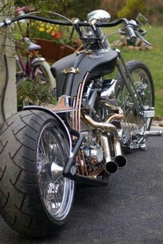 ♥ Customized Bike…   ;-) ♥ FoLL0W mE @ #ProvenAsTheBest  ♥