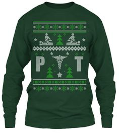 Limited PT Ugly Christmas Sweater - Perfect for office holiday parties!