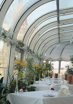 инвитед: ресторан с зимним садом