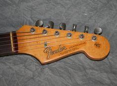 '62 fender stratocaster