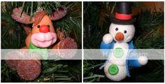Navidad Para Todos – en Porcelana Fria Paso a Paso - Porcelana Fria Paso a Paso