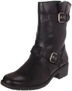 $ 55.99 on Amazon AK Anne Klein Women's Laski Bootie,Black,5 M US Anne Klein http://smile.amazon.com/dp/B00591HMVA/ref=cm_sw_r_pi_dp_JJXkub0QCF3VP