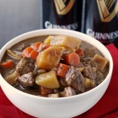 This Slow Cooker Guinness Beef Stew made #1 in my blog top 10 recipes in 2011. Come see the rest. crock-pot-soup-s crock-pot-soup-s