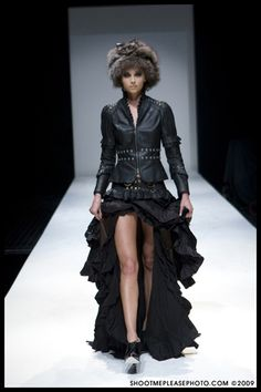 d941ff6f55 SkinGraft skirt. Fall 2009 collection