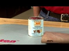 Gunsmithing - Stock Finishing with Bar Top Varnish Presented by Larry Potterfield of MidwayUSA