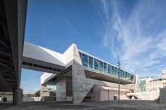 Museu dos Coches   Paulo Mendes da Rocha com MMBB, Bak Gordon Arquitectos e…