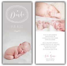 Thank you card Mattea - Thank you card baby with photo Switzerland Thank you card baby with photo Switzerland Thank you car - Birth Announcement Template, Birth Announcement Boy, Baby Play, Baby Kids, Birthday Invitations, Wedding Invitations, Dou Dou, Picture Layouts, Wedding Moments