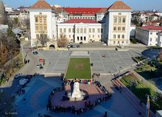 Popa' University of Medicine and Pharmacy (Calimachi Palace) - Iasi, Romania Romania Map, Bucharest, Pharmacy, Palace, Medicine, University, Europe, Mansions, Country