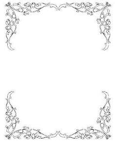 free black clip art borders and frames weddings custom vintage rh pinterest com wedding clipart  borders with purple roses wedding clip art borders gold
