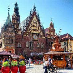 Rynek w Wrocław, Województwo dolnośląskie