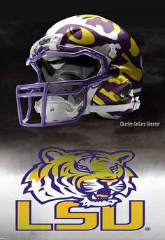 lsu #lsu we need these helmets!!!!