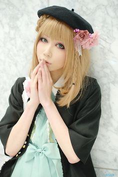 Heroine   Amnesia #cosplay #game #anime