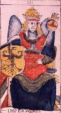 The Empress  Daily Tarot Reading:http://solartarot.tumblr.com/post/136899873126/tarot-today-the-empress-2016-1 #TarotToday