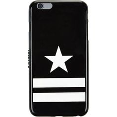 Givenchy iPhone 6 Plus Stars and Stripes Phone Case ($125) ❤ liked on Polyvore featuring accessories, tech accessories and givenchy