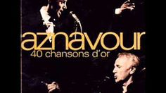 charle aznavour comme ils disent - YouTube