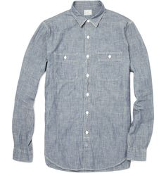Washed Chambray Shirt
