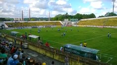 Estádio Ademir Cunha - Paulista (PE) - Capacidade: 9,8 mil - Clube: América (Recife)