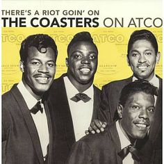 There's A Riot Goin' On: The Coasters On Atco Three Cool Cats, Music Songs, Music Videos, Willie Dixon, Cat Coasters, Smooth Jazz, Soul Music, Motown, Kinds Of Music