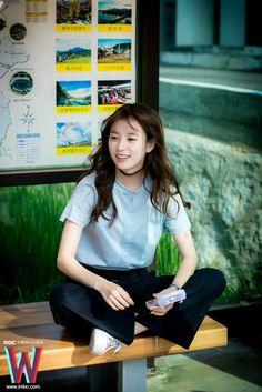 공홈 비하인드 - W 갤러리  Han Hyo Joo