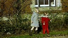 diana & brother charles - She is so cute! She dreamed of being a dancer - they were dashed when she grew too tall.