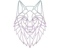"""Image search result for """"wolf geometric drawing"""" - . - Image search result for """"wolf geometric drawing"""" – - Geometric Wolf Tattoo, Geometric Drawing, Geometric Art, Geometric Animal, Tattoo Abstract, Wolf Tattoos, Animal Tattoos, Diy Tattoo, String Art"""