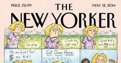 Cover Story: Roz Chast Celebrates Mother's Day