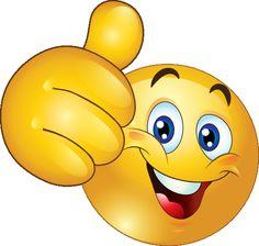 Thumbs Up Happy Smiley Emoticon Clipart Royalty Free Smiley Emoji, Animated Emoticons, Funny Emoticons, Funny Emoji Faces, Emoticon Faces, Smiley Faces, Emoji Love, Emoji Symbols, Emoji Images