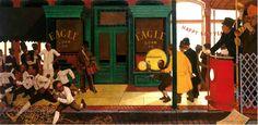 George Schmidt painting