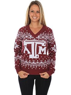 Women's Texas A&M Tipsy Elves   #Christmas #gifts click to get more information or how to purchase.