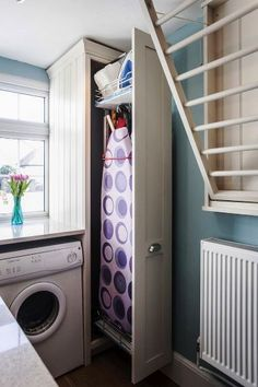 Laundry rooms με έξυπνο design | Jenny.gr