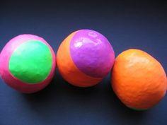 Jonglierbälle selber machen - DIY Anleitung - - YouTube