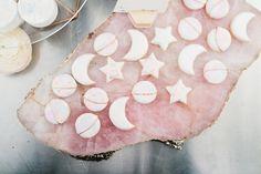 ----------------------------- Original Pin Caption: pink moon and stars cookies Birthday Cake Girls, First Birthday Parties, Birthday Party Themes, Girl Birthday, First Birthdays, Birthday Ideas, Moon Cookies, Star Cookies, Baby Cookies