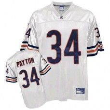 14 Best Bears #34 Walter Payton Home Team Color Authentic Elite  for cheap
