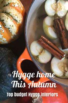 Hygge Home Tips This Autumn