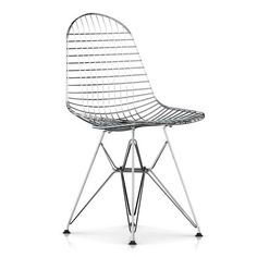 The Eames Wire Chair Is Reimagined