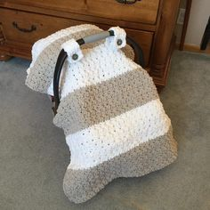 This is a PDF crochet pattern for a chunky star stitch car seat cover blanket. Fast and easy to make.Skill Level: IntermediateAll of my patterns are written in U.S. Standard Crochet Terminology.You are welcome to sell all finished items from this pattern. When selling items online, a link to this pattern is appreciated but not required.Due to the nature of patterns, there are no returns or refunds. All sales are final. Help is available by email, link is included in pattern.