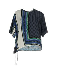9b44f7ac3 Msgm Women Blouse on YOOX. The best online selection of Blouses Msgm.