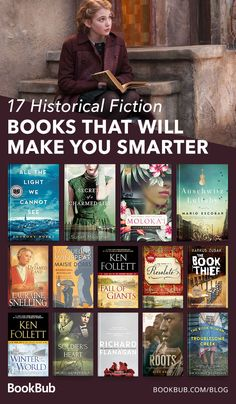 These insightful and captivating reads will satisfy any historical fiction book lover! Fiction Non-fiction audiobooks magazines literature Best Books To Read, I Love Books, My Books, Teen Books, Classic Must Read Books, Best Book Club Books, Best Books Of All Time, Book Challenge, Reading Challenge