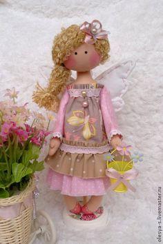 Коллекционные куклы ручной работы. Ярмарка Мастеров - ручная работа fairy Valeria. Handmade.